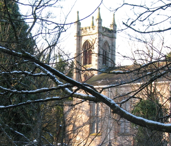 Cadder Parish Church, Bishopbriggs.
